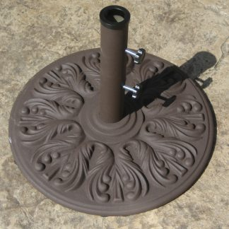 Galtech 40lb Cast Iron Base