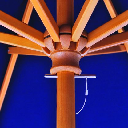 Hub for Galtech 121 7.5′ Deluxe Round Light Wood Umbrella