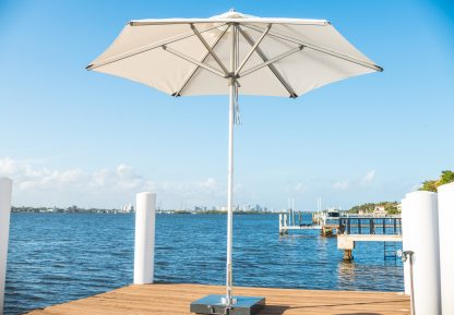 Bambrella Round Patio Umbrella by Bambrella