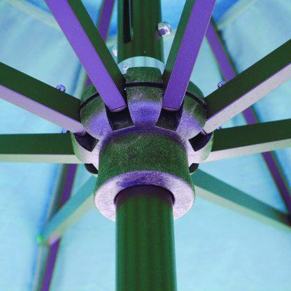 Galtech 727 Market Umbrella hub
