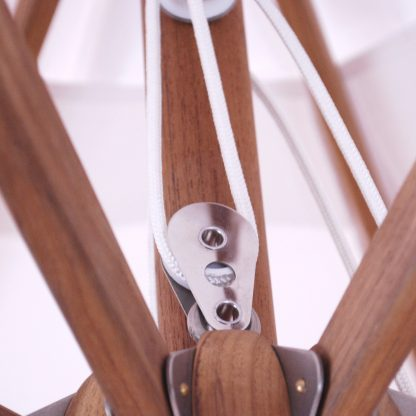 Pulley for Galtech 532 9′ Deluxe Round Teak Wood Umbrella
