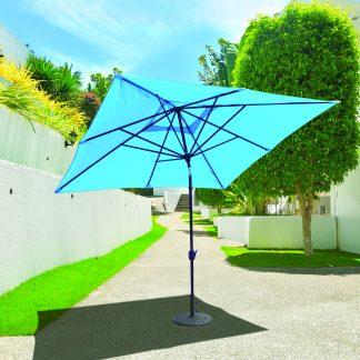 Galtech 799 10'x10' square umbrella