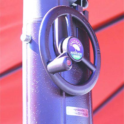 Controller for Galtech 897 10′ x 10′ Cantilever (Offset) Aluminum Square Umbrella
