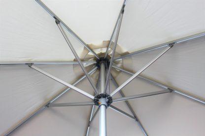 Bambrella Hurricane Aluminum Patio Umbrella