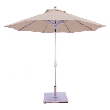 Galtech 738 center pole umbrella